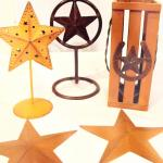 western party. western theme. rustic star.