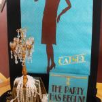 great gatsby. roaring 20's. great gatsby decorations