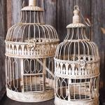 wire bird cage. wedding. card holder. vintage card holder. vintage wedding.
