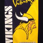 football theme, football, football party, superbowl party, Vikings party, NFL party