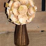 vintage wedding. wedding. vintage floral arrangement. rustic wedding.