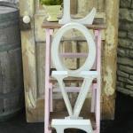 wedding. rustic wedding. vintage wedding. rustic ladder