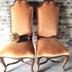 gold chairs. wedding. wedding rental. wedding furniture. vintage chair. throne. vintage wedding. sweet heart table.