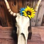 mexican theme. fiesta theme. mexican party. mexican fiesta. cinco de mayo. steer skull