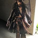 jack sparrow, cardboard cutout, cardboard standee, Pirates of the Carribean