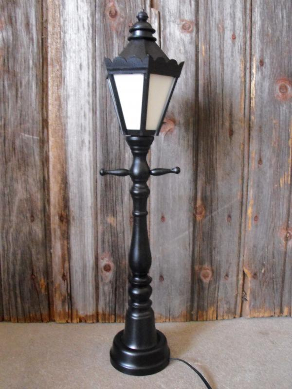Table Top Street Lamp