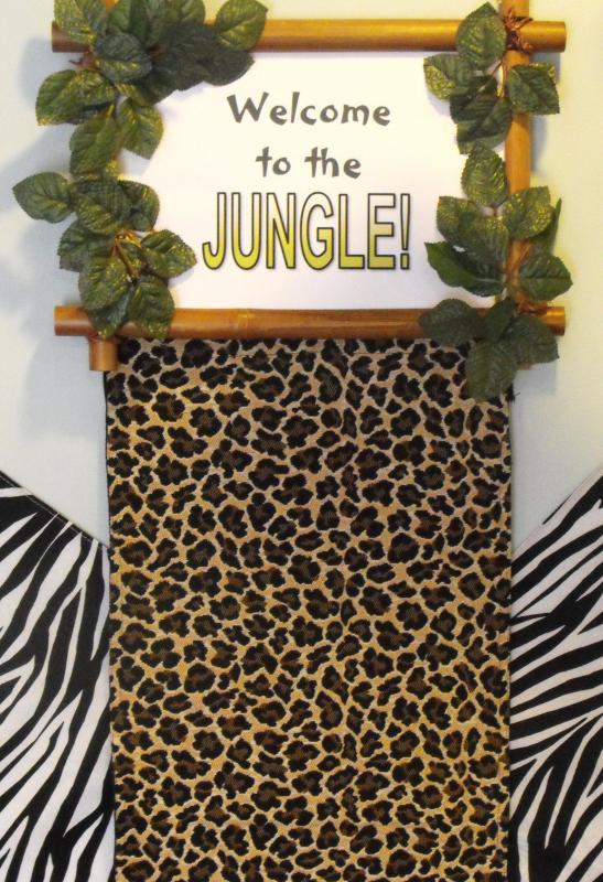 Office Jungle Theme Week All The Rage Decor
