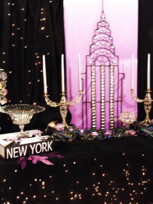 New York Theme All The Rage Decor