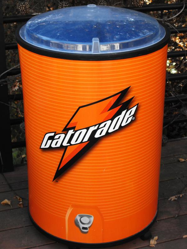 Jumbo Gatorade Beverage Cooler All The Rage Decor