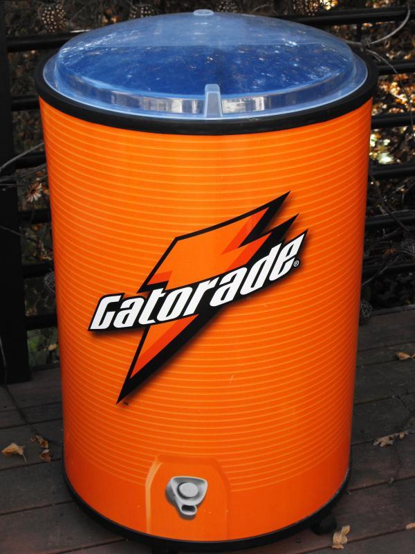 Jumbo Gatorade Beverage Cooler All The Rage Decor