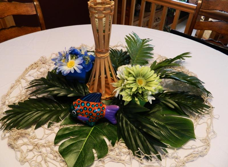 Tropical Centerpiece #1
