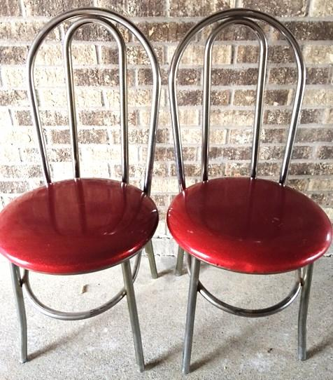 new concept 4227d b5e54 50's Diner Chairs | All the Rage Decor