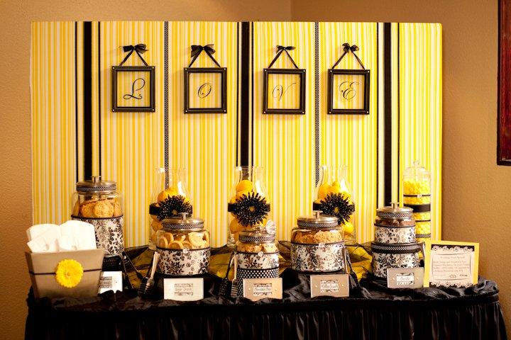 Wedding Cookie Buffet All The Rage Decor